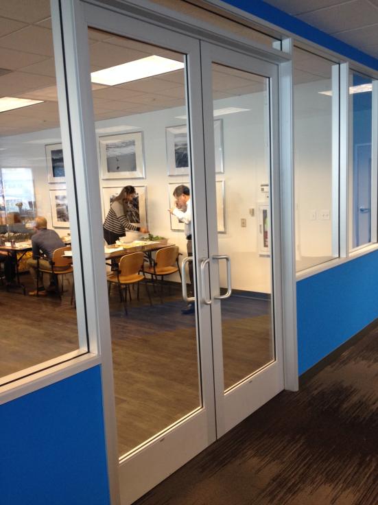 Aluminum Doors By Western Integrated Materials Medium And