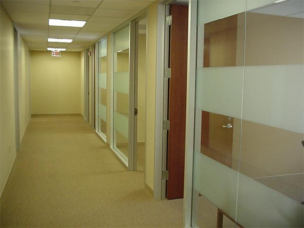 Aluminum Door frames by Western Integrated Materials